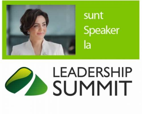 Acces gratuit la Leadership Summit - Concurs