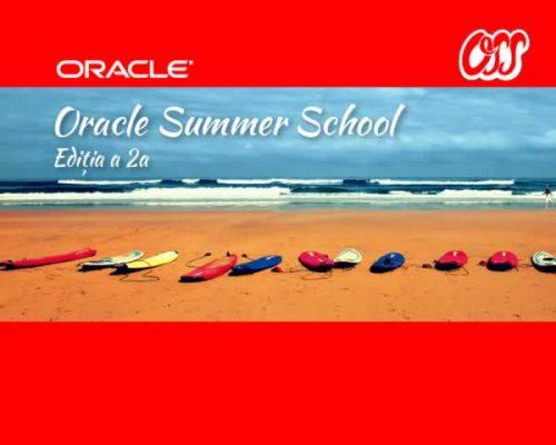 Din nou vorbind studenților despre carieră la Oracle Summer School