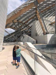 Ce poti sa faci cu copiii la Paris - Amalia Sterescu